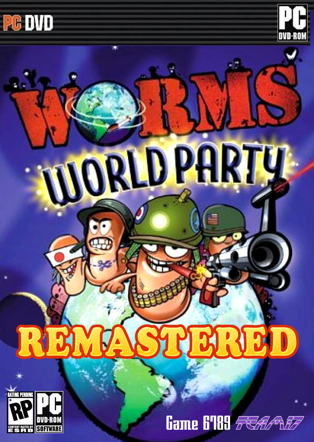 Worms World Party Bittorrent Free Download