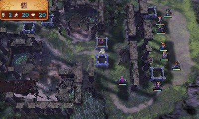 火焰纹章觉醒_穿越略刺激!《火焰纹章IF》DLC乱入《觉醒》角色_第2页_www.3dmgame.com