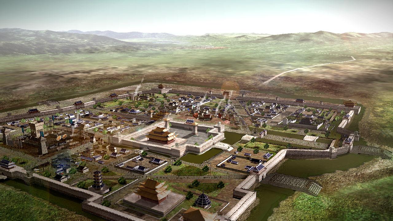《三国志13》荆州城市——襄阳