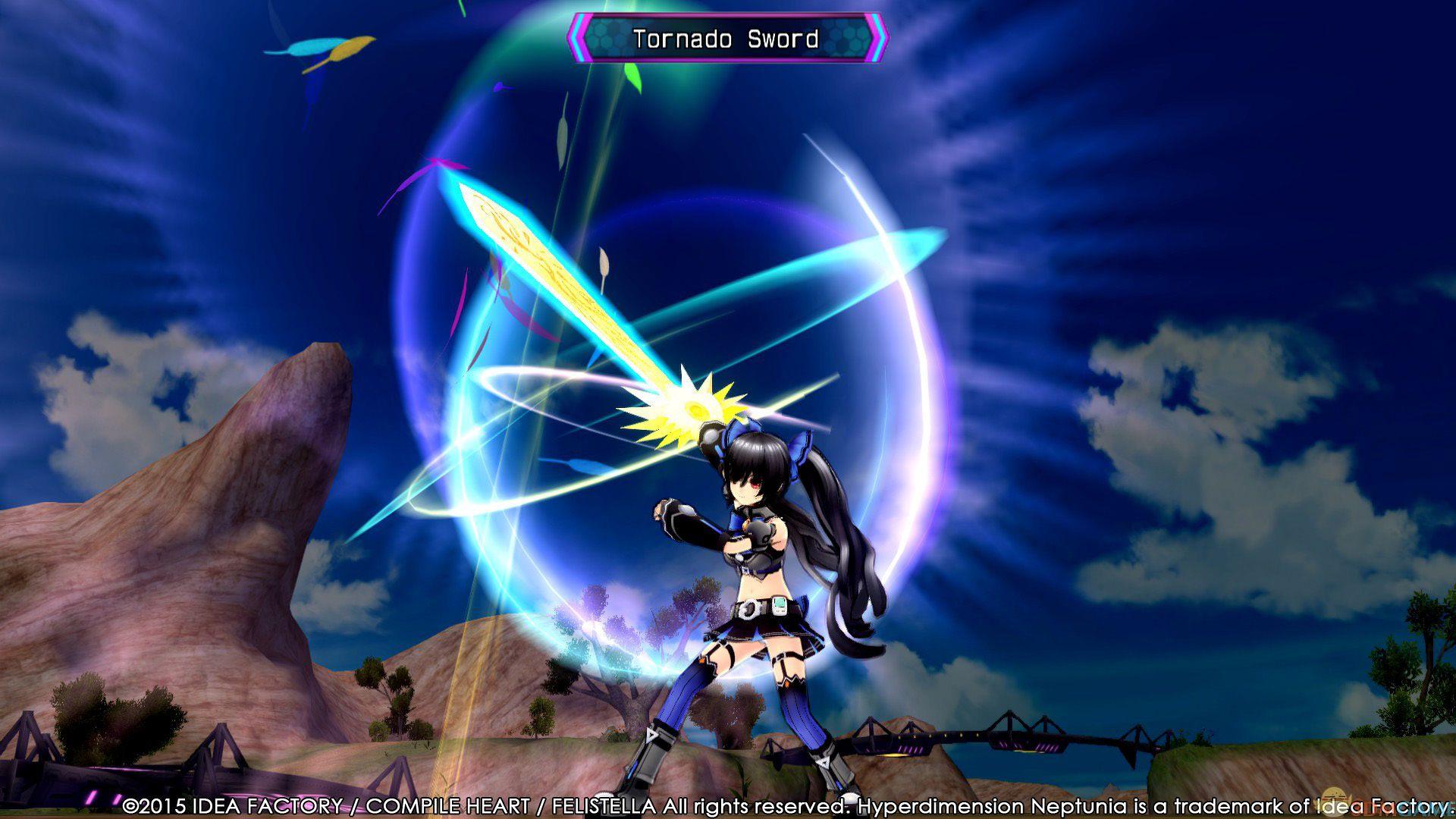 15】《超次元游戏海王星:重生3(hyperdimension neptunia re;birth3)