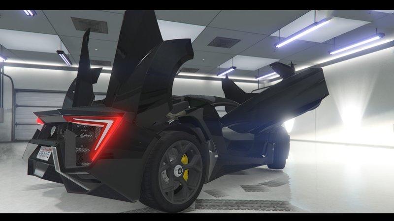 侠盗猎车5gta5pc版精细车辆mod超级跑车莱肯mod Www 3dmgame Com