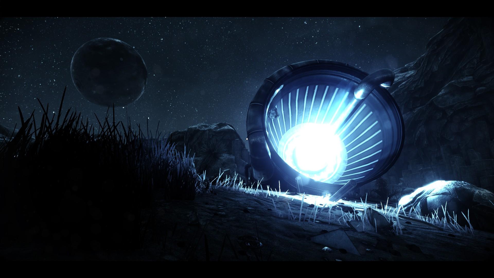 外星荒野求生《独自一人》精美截图公布 16年发售