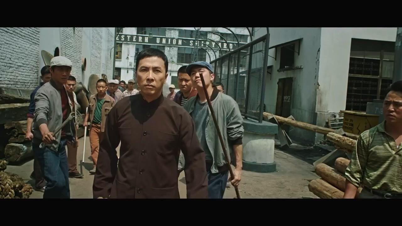 《叶问3》首部预告片欣赏 拳王泰森vs.叶问谁更强图片