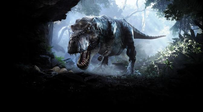 Crytek VR新作《重返恐龙岛》免费Demo登陆Steam_www.3dmgame ...