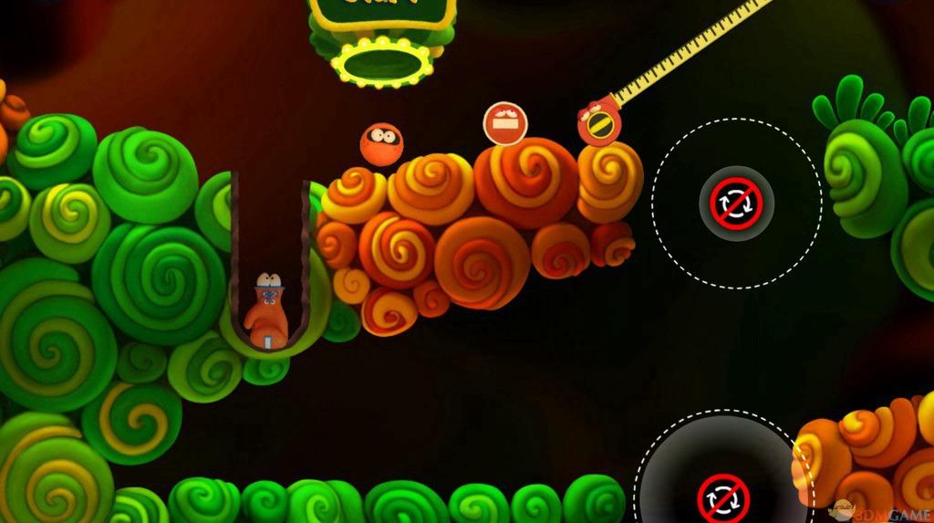 """《橡皮泥的世界(Plastiland)》是FreshGem, Zillion Whales制作的一款益智解谜游戏。本作是一款拥有3D画面的2D""""小羊回家""""类解谜游戏。玩家要做的是利用各类功能奇特的道具,帮助橡皮泥小球们抵达目标区域。 游戏共有48个关卡,每个关卡开始时玩家能得到数量和种类有限的一次性道具,当玩家对某个正在移动的橡皮泥小球用道具后它就会变成其他形态,然后完成一些对原有世界的破坏或跨越。例如:吃豆人道具能帮助小球吃掉一段地图,卷尺道具能让小球变成卷尺帮助后面的队友跨过沟"""