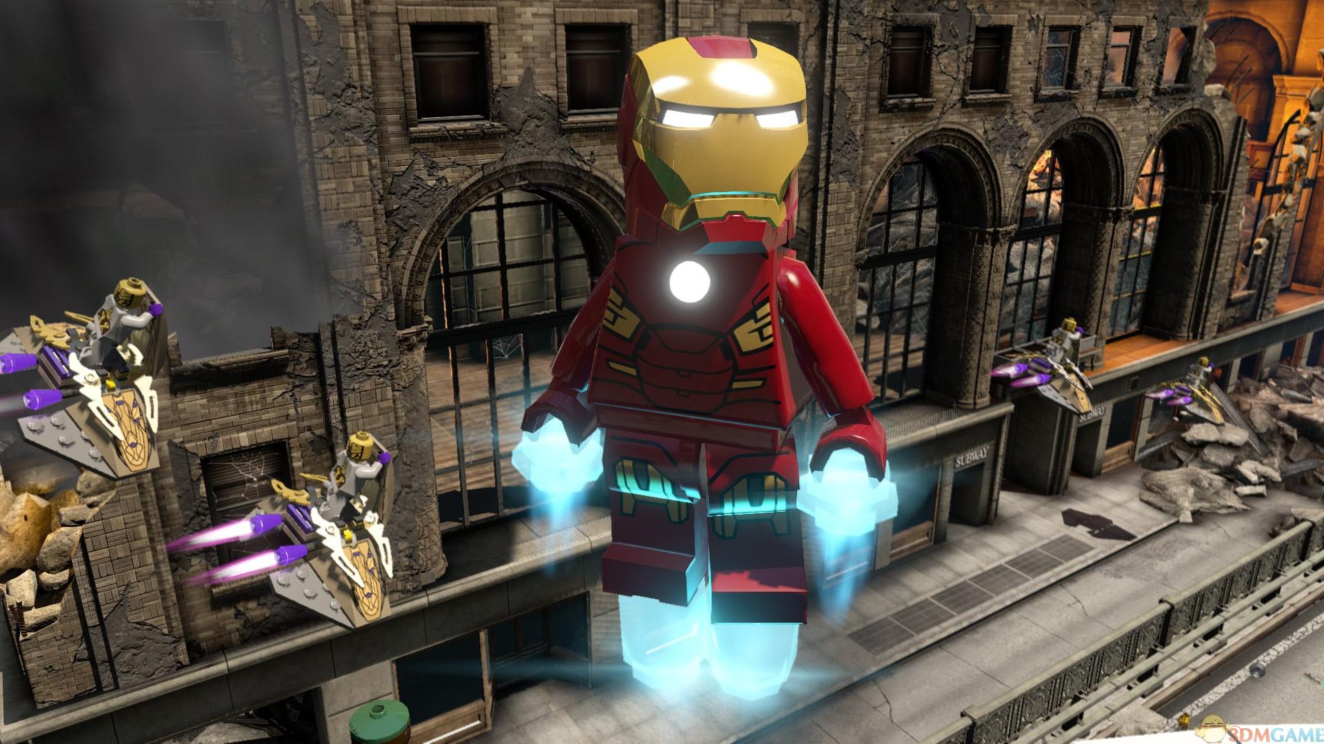 《乐高复仇者联盟》豪华版 3dm免安装破解版发布 Www 3dmgame Com
