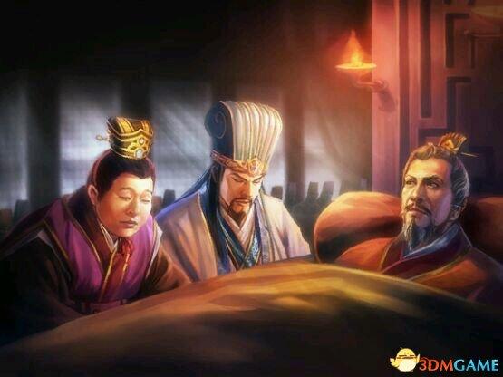 刘备之死(刘备,诸葛亮,刘禅)