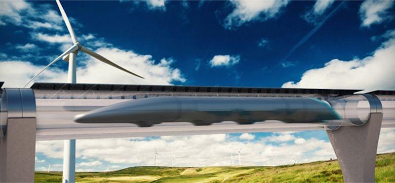 """近日,在德克萨斯州西南偏南(South by Southwest, SXSW)音乐电影节上,美国超级高铁公司Hyperloop Technologies提出了""""Augmented Windows""""概念。  其中的""""Augmented""""即我们常说的""""增强现实""""一词中的""""增强"""",也就是说,这家公司的超级高铁将采用增强现实车窗。当你望向窗外时,看到的可能是地心历险记,也可能是星际旅行,是不是特别酷呢? 增强现实(AR"""