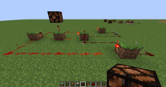 我的世界红石电路怎么玩红石电路玩法图文解析