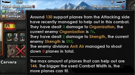 钢铁雄心4空军战斗力分析空军特性及作战机制