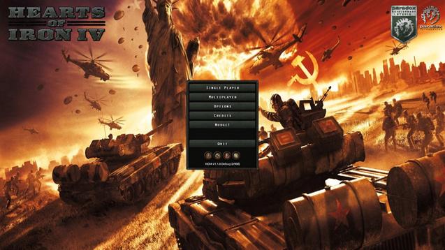 钢铁雄心4 冷战:铁幕mod