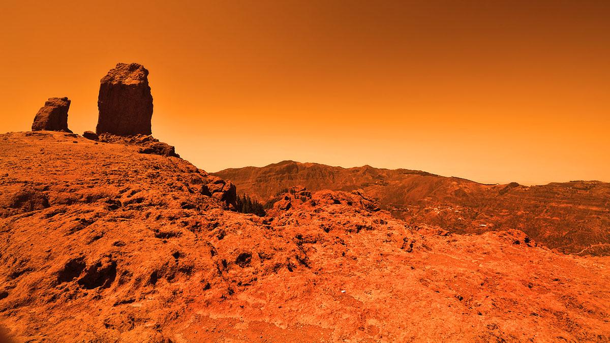 火星登陆_是人类登陆火星的一大障碍,因为人类的肉身不是为