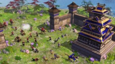 《帝国时代3》普通局解说 中国诸葛弩对英国远程输送-《帝国时代3》普通局解说 中国诸葛弩对英国远程输送