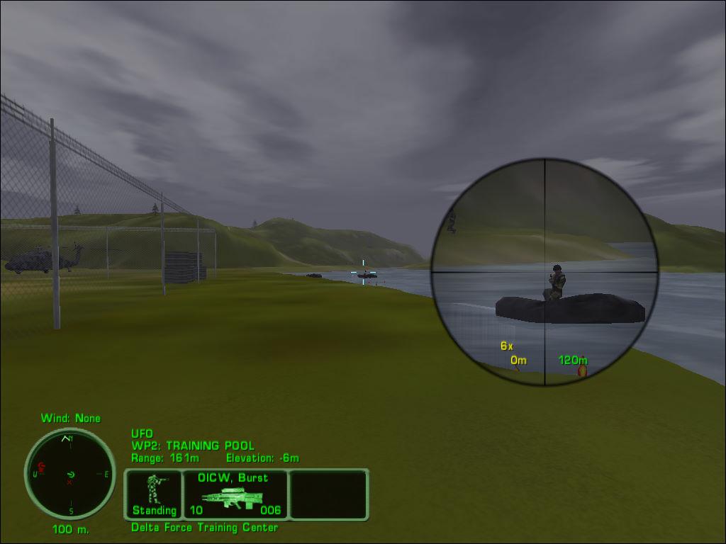 单机游戏大全 射击(fps) 三角洲特种部队:大地勇士   从游戏核心来看