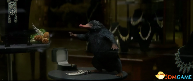 《哈利·波特》衍生之作 《神奇动物在哪里》预告