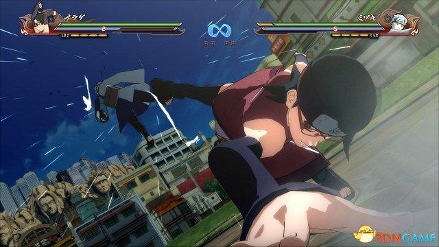 PS4《火影忍者 疾風傳 終極風暴4 博人傳》新情報