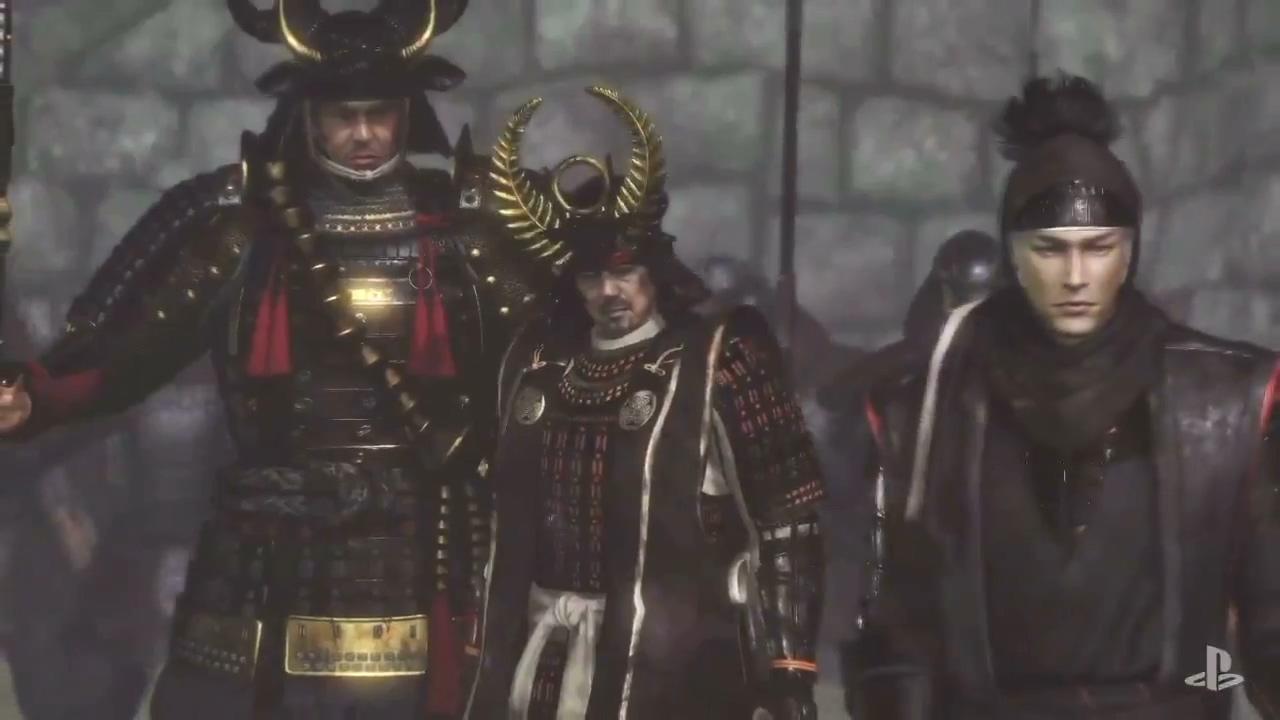 psx 2016:team ninja《仁王》最新游戏预告公布!