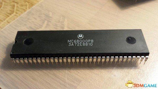 你玩过的世嘉游戏机 却不知它的摩托罗拉内芯