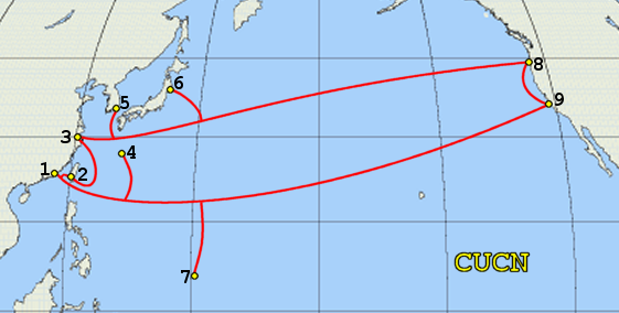 """中美海底光缆在上海""""退休"""" 亚太直达海缆开通"""