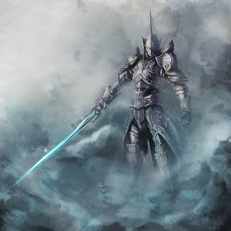 黑暗之魂系列风格十大盔甲服装盘点: NO.10-变质的荣耀 穿刺骑士梅塔斯/高塔骑士阿尔佛雷德  那段破国的惨痛记忆,以及盔甲上的点点滴滴,都在诉说着这两位骑士的功绩与屈辱。 浓雾袭来之际,是否有人留意过烟尘之中那搦战与阵前的高大身影。如果说高塔骑士阿尔佛雷德是帝国的坚盾;那么梅塔斯就是帝国出鞘的利刃,手持的利刃的骑士那巍然屹立的雄浑背影是无数勇者奋斗的目标。暗银色的盔甲上遍布着精心镌刻的花纹,冲天的头冠也是击破一切邪物的证明。但是怎奈斗转星移,曾经效忠的王已经不再,自身也被恶魔所腐朽,但梅塔斯和阿尔佛雷
