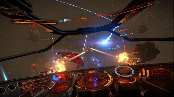 25款最佳太空遊戲盤點 帶玩家到太空殖民打外星人