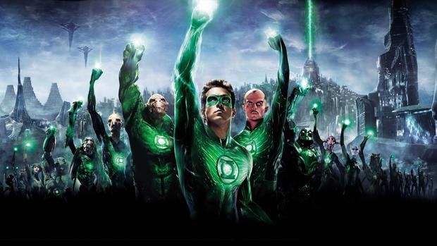 称黑人绿灯侠一角有望由《速激》系列的男星泰瑞斯·吉布森出演