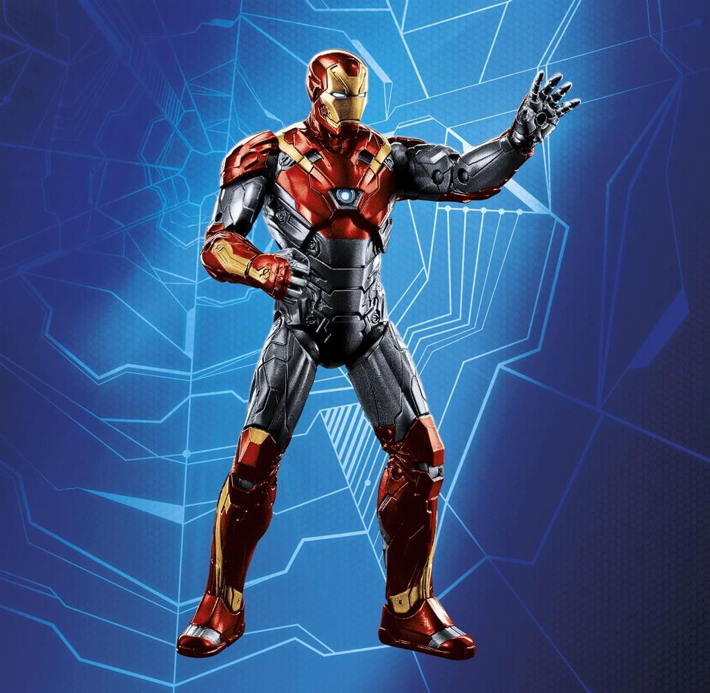 《蜘蛛侠:返校季》全套战衣 钢铁侠终极战甲亮相