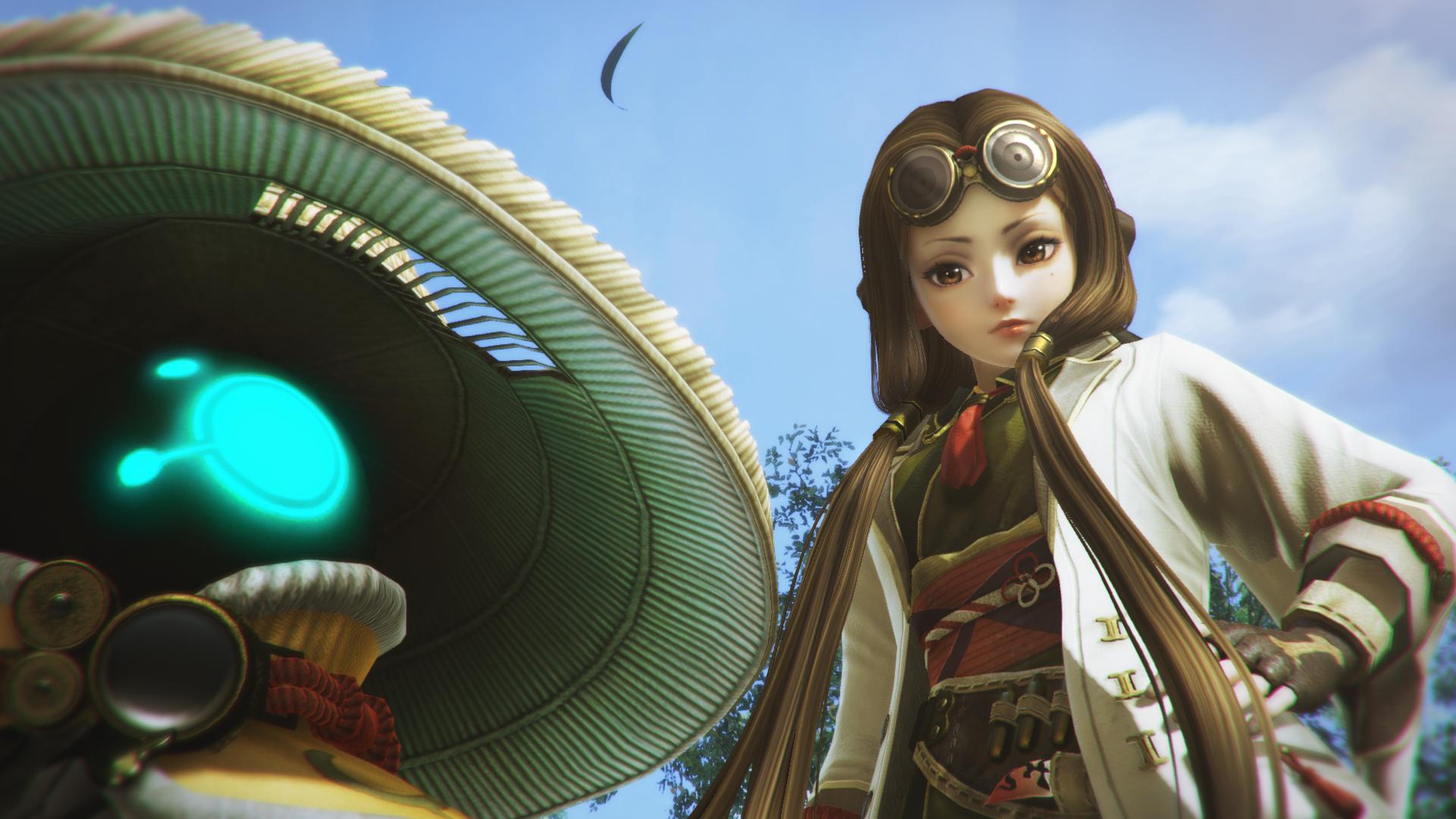 """光荣特库摩最近公布了《讨鬼传2》的一批新截图和信息,本作预计3月21日登陆北美PS4、PSV和PC平台。 本次公布的两段新视频分别演示了游戏中的强力武器。其中一个视频详细演示了剑盾组合,如果运用得当可以在战斗中发挥强大的作用。玩家成功讨伐boss以后将会获得升级素材,强化武器装备。 另外厂商再次介绍了《讨鬼传2》的剧情设定: """"在《讨鬼传2》的战乱世界中,Mahoroba是一个外表平静祥和的村子,但村子内部却暗流涌动。村落中有两大势力,分别是武士和禁军,虽然他们的任务都是保护巫女神乐,但两大"""