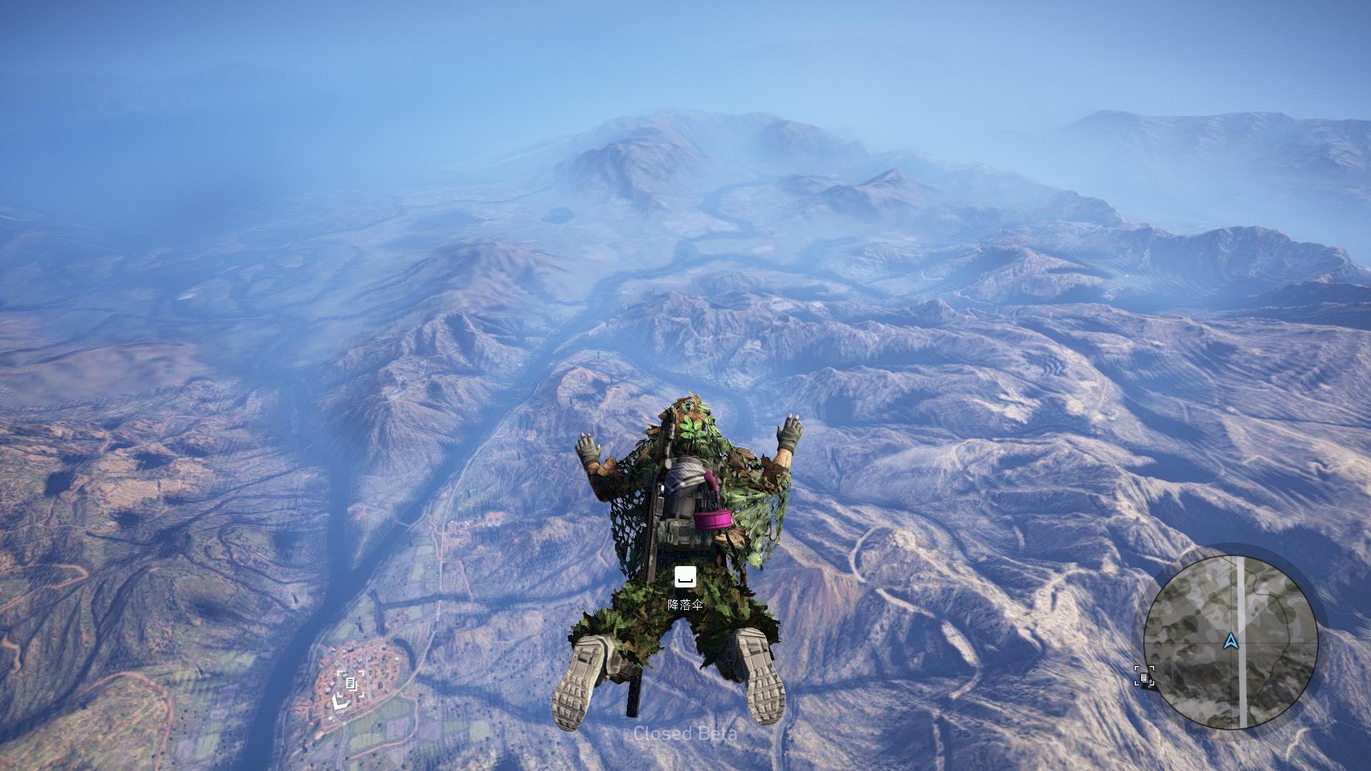 幽灵行动荒野飞机操作技巧 飞行载具驾驶技巧