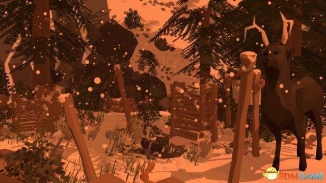 体验狩猎生活 HTC Vive登陆Steam最新5部作情报