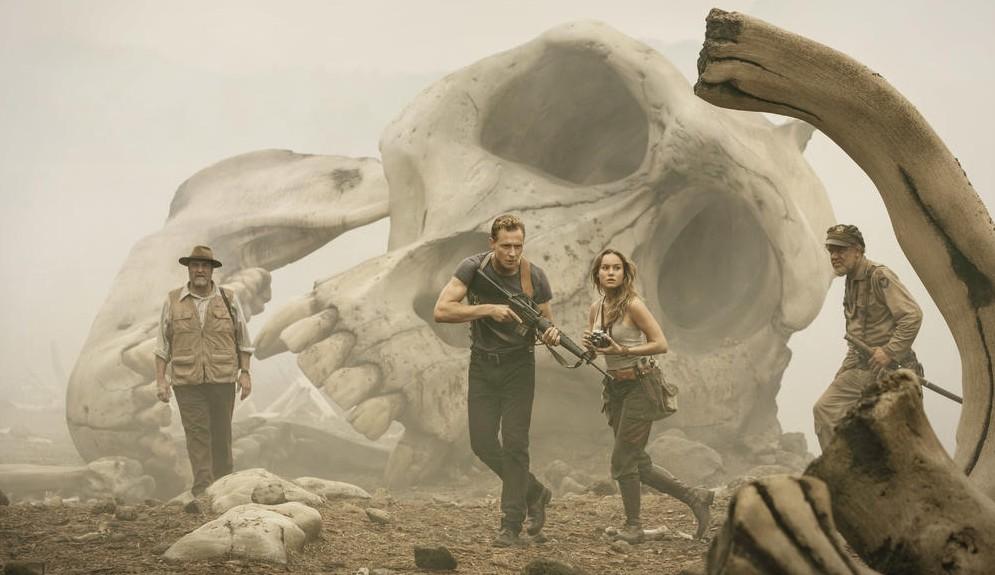 《金刚:骷髅岛》内地首周票房近5亿
