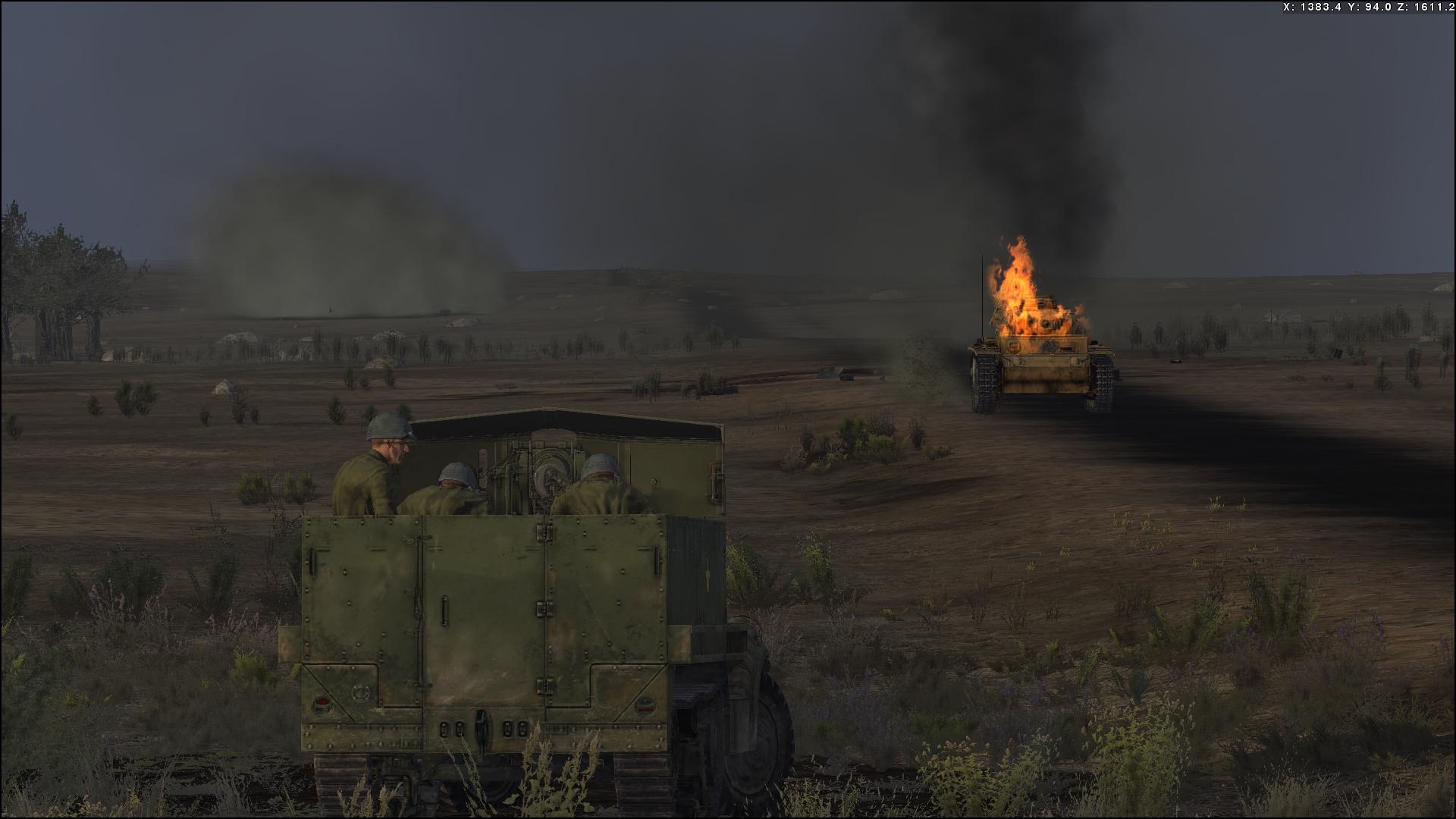 二战坦克游戏大全_坦克大战:突尼斯1943_坦克大战:突尼斯1943中文版下载_坦克大战 ...