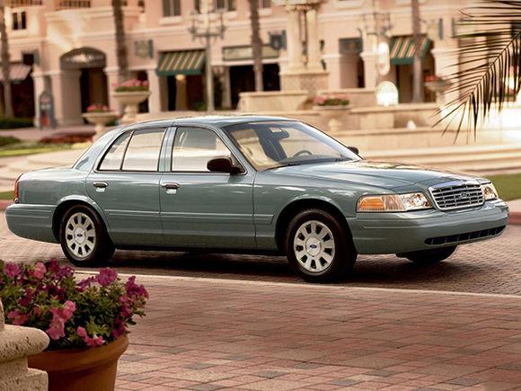 victoria)——  这种全尺寸的福特轿车连同其姊妹车型水星