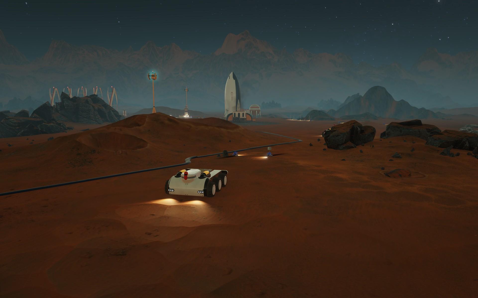 火星登陆_《火星求生》将登陆pc和主机 精彩预告片截图一览