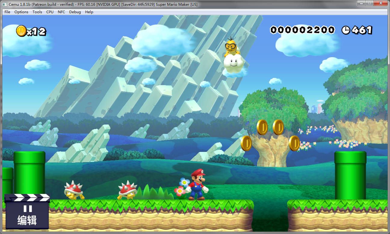 超级马里奥制造/Super Mario Maker插图5