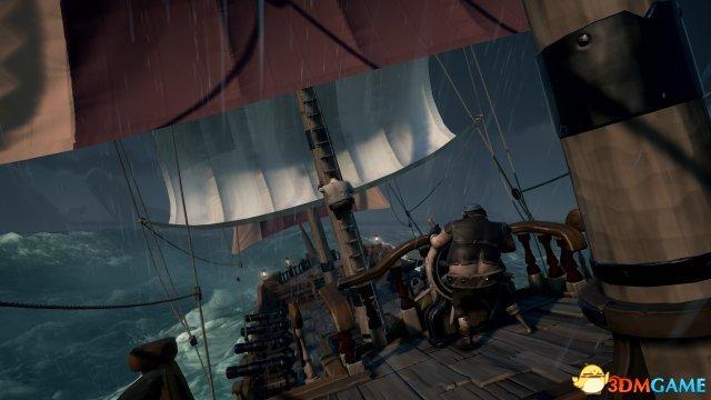 《絕地求生:大逃殺》想用賊海水面效果必須重做