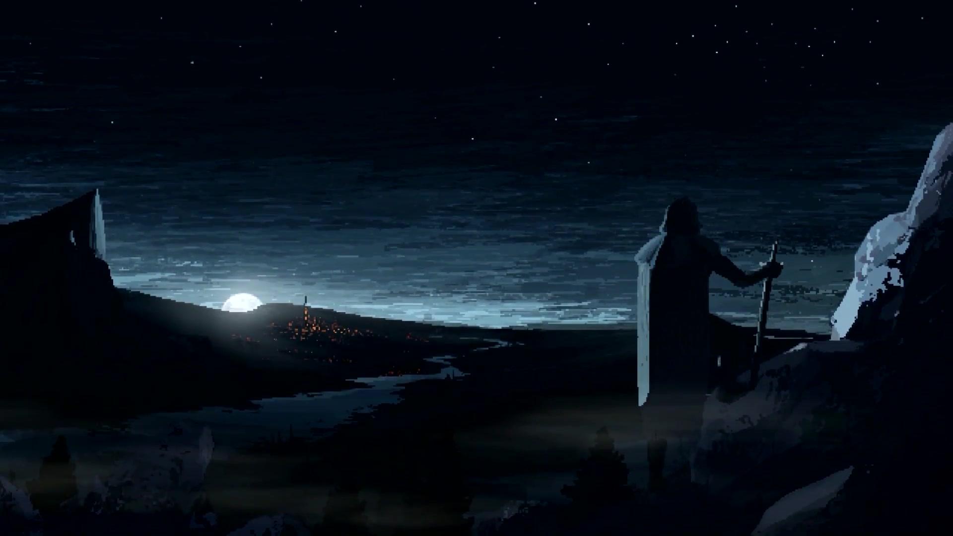 《黑暗献祭》开启众筹 欲罢不能的刷子版恶魔城