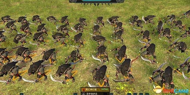 全面战争:战锤2图文兵种全攻略派系魔法领主南普陀寺攻略图片