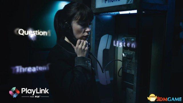 PS4互動電影《艾瑞卡》長度向電影看齊 可重复玩