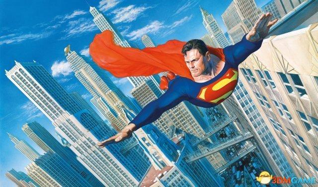 这么多年为什么就做不出一款好玩的《超人》游戏
