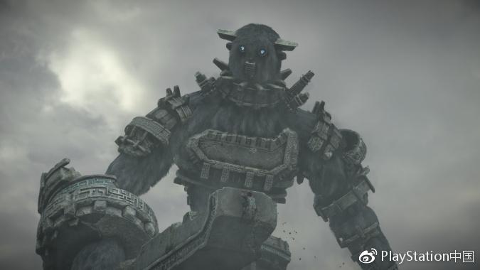 ps4简中游戏《巨像之咆哮》将于2月6日同步首发