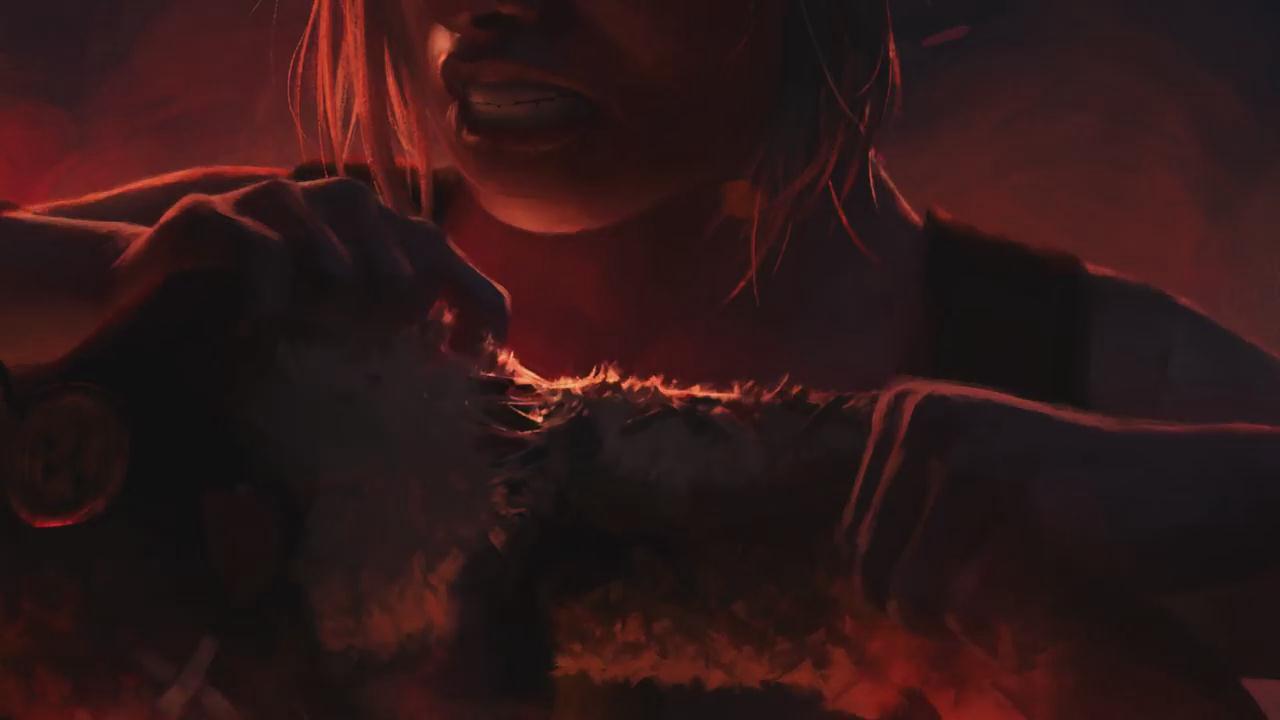 《英雄联盟》安妮完整故事短片 她的故事始于灰烬