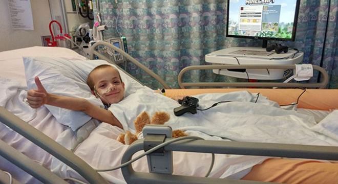 3DM特别视点:用游戏帮助医院的孩子