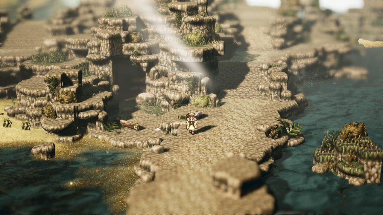 游戏资讯_八方旅人截图_八方旅人壁纸_人设_logo_原画_3DMGAME单机游戏 www ...