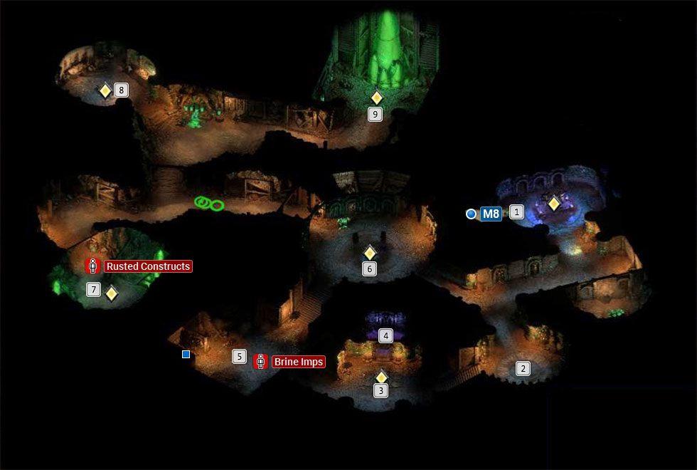 永恒之柱2:死火 图文全流程全任务攻略 全地图指引_场