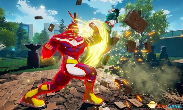《我的英雄學院》雙版本官方对比資料PS4碾壓NS