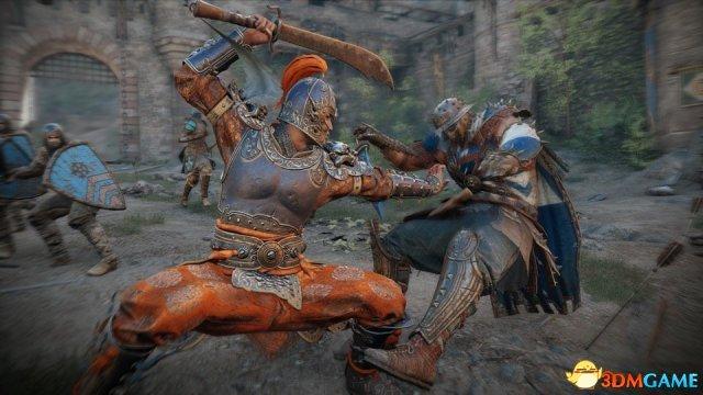 E3 2018:育碧三国《荣耀战魂》新增4名中国英雄