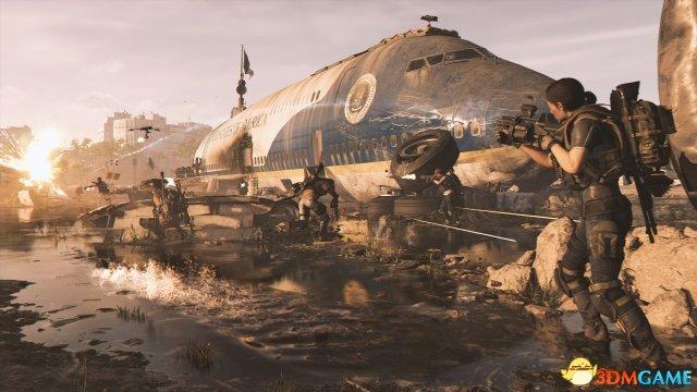 《全境封锁2》强化PVP黑区玩法单人游戏也能通关