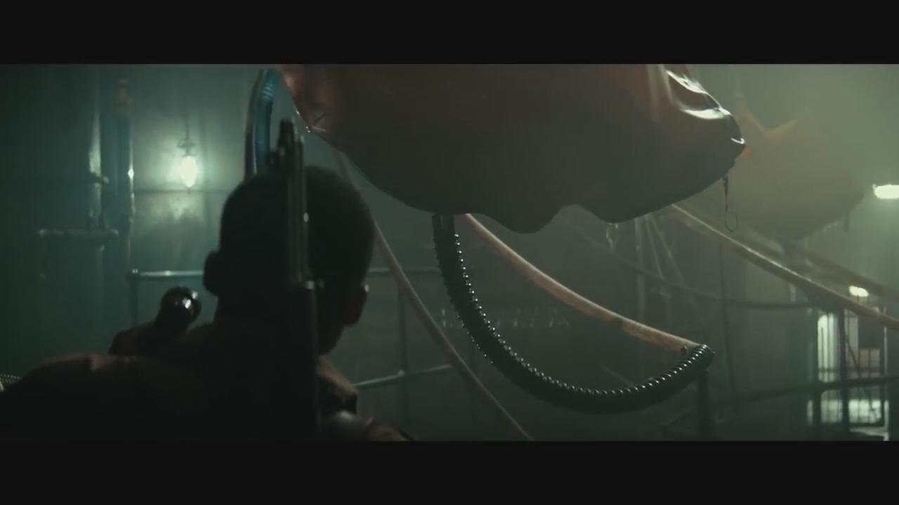 二战纳粹僵尸电影《霸主》官方首部预告 惊恐刺激