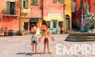 皮克斯新片《卢卡》新剧照公开 计划于今年6月上映